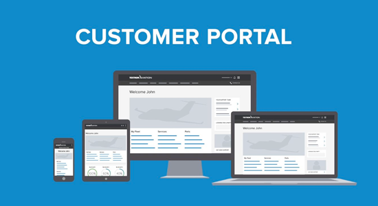 intranet customer portal statments invoices kb knowledge base support self serve