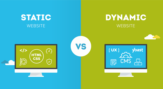 dynamic database driven websites integration best visitor experience